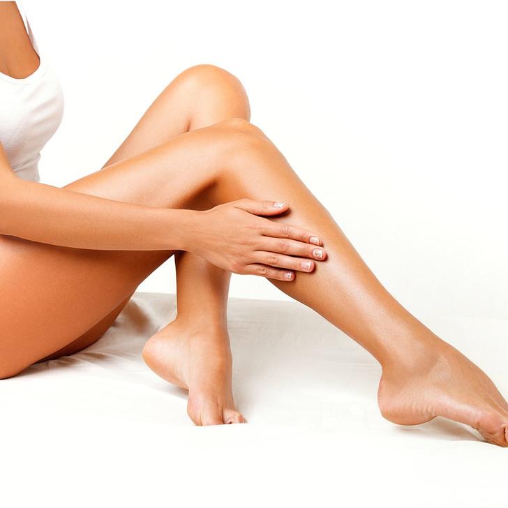 switch2pure organic leg waxing
