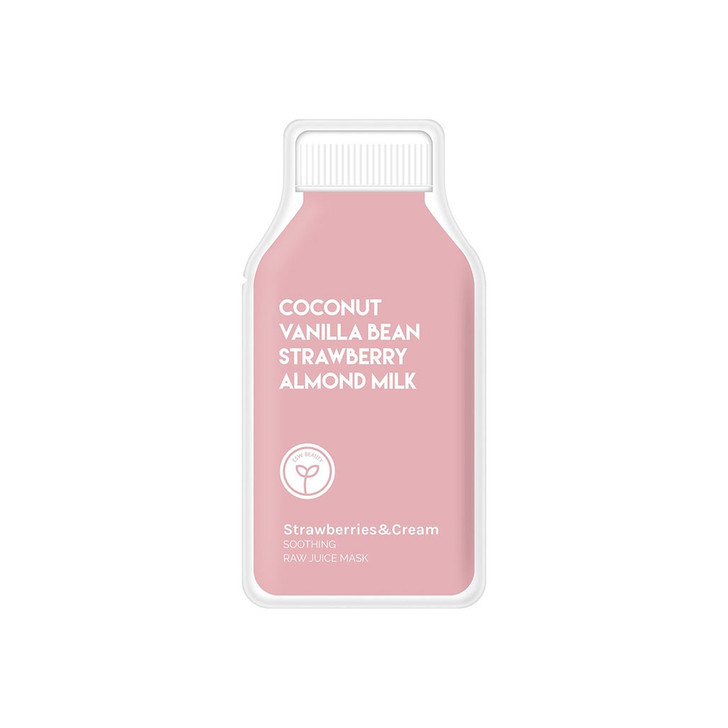 ESW Strawberries & Cream Soothing Raw Juice Mask