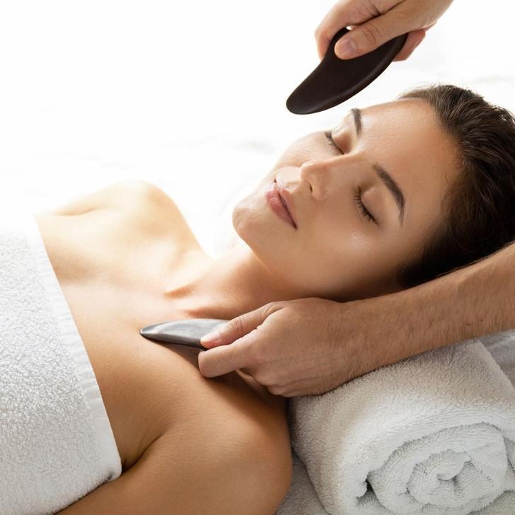 Gua Sha Body Massage