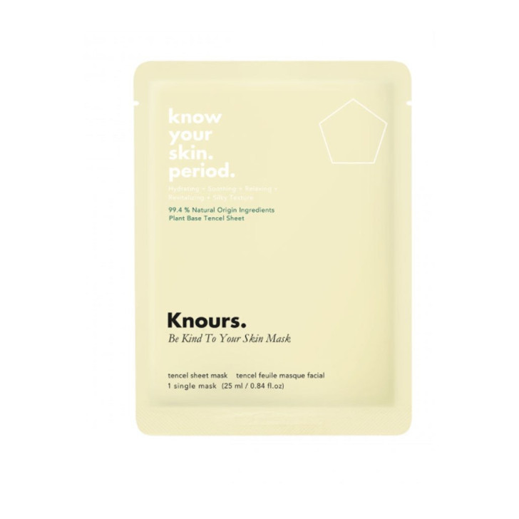Knours Be Kind to Your Skin Mask