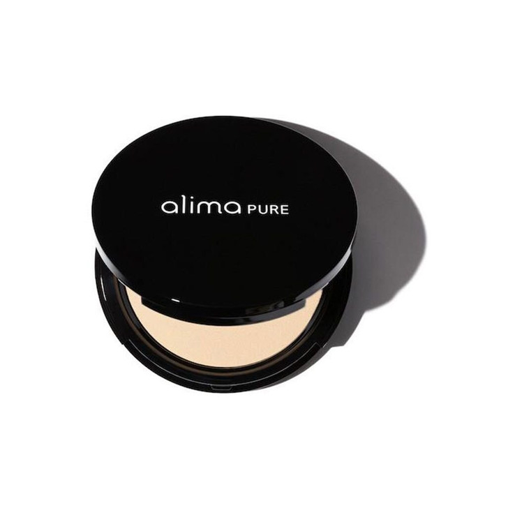 Pressed Foundation with Rosehip Antioxidant Complex Aspen
