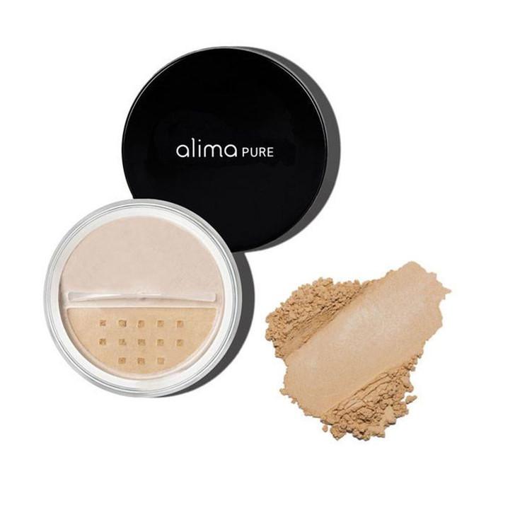 Alima Pure Satin Finishing Powder Ami – For medium skin tones
