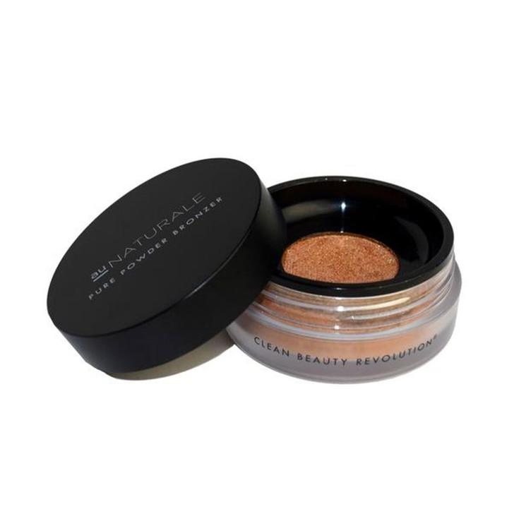 Au Naturale Pure Powder Bronzer Golden Henna