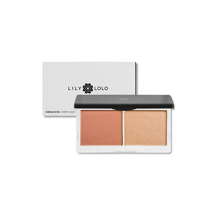 Lily Lolo Cheek Duo with Box