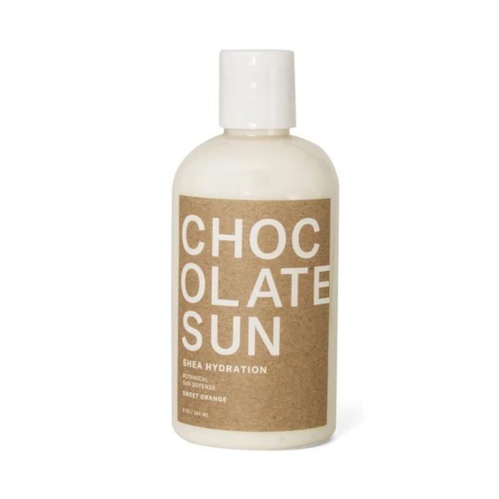 Chocolate Sun Tanning Cream