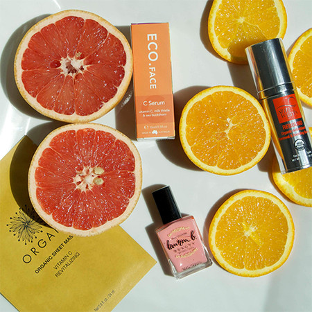 Vitamin C Your Way to Glow | Switch2Pure