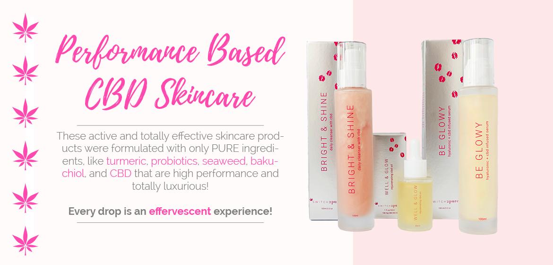 Switch2Pure CDB Luxury High Performance CBD Skincare