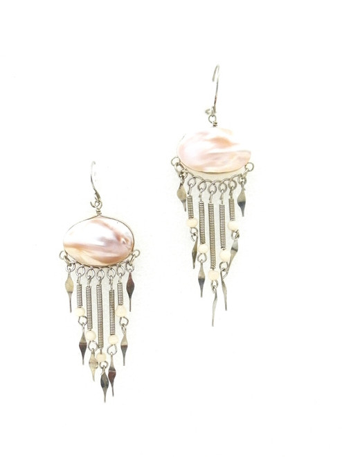 ALPACA CHANDELIER EARRINGS