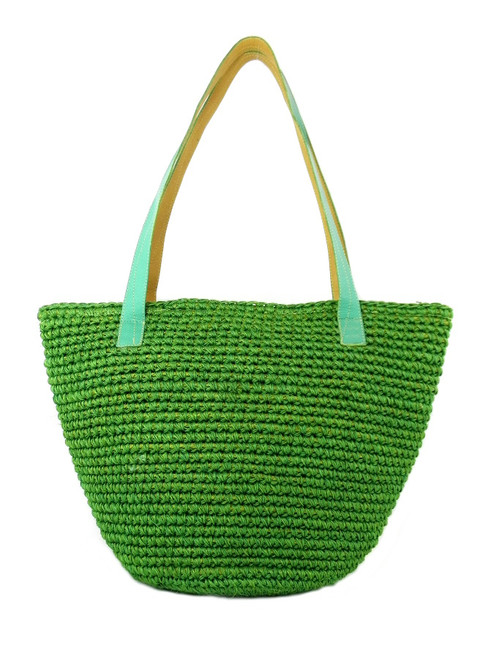 FIQUE CROCHETED MEDIUM TOTE