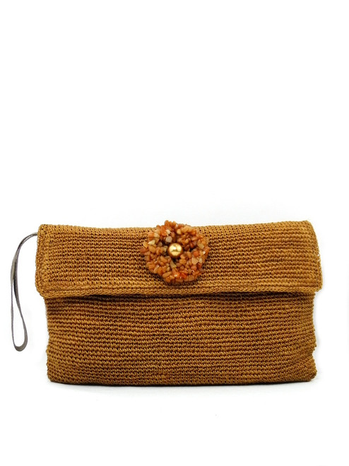FIQUE CROCHETED CLUTCH