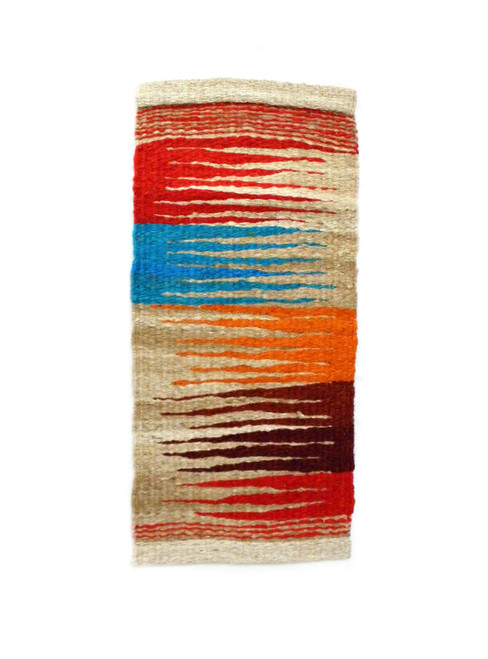 NATURAL FIBER FLOOR MAT OR WALL DECOR
