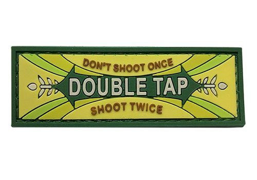 Double Tap Morale Patch