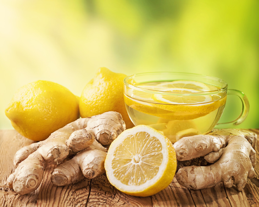 Anti-Estrogenic (and Other) Effects of Ginger + Recipes