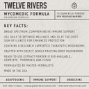 RAW Forest Foods Twelve Rivers Medicinal Mushroom Formula » MycoMedic for Restorative Immune Health