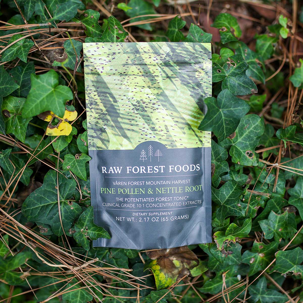 Våren Forest Nettle Root Extracts image by RAW Forest Foods