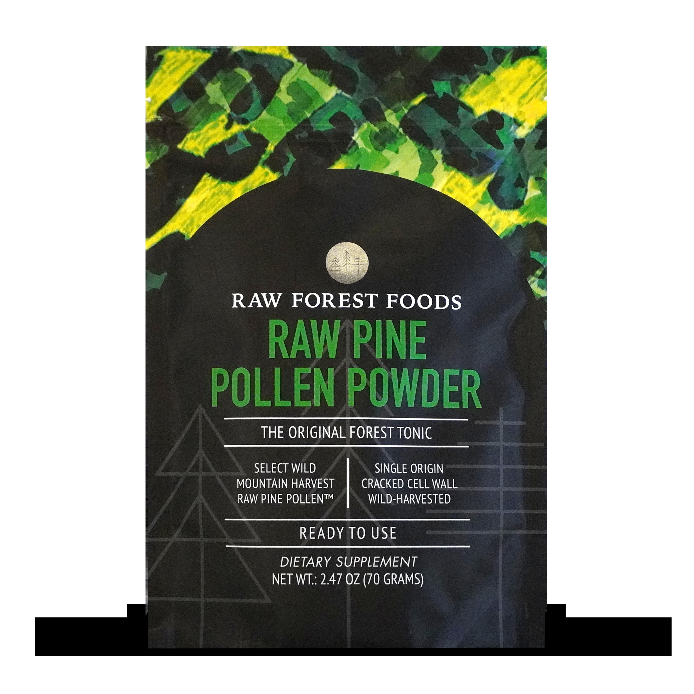 Mountain Harvest RAW Pine Pollen Powder