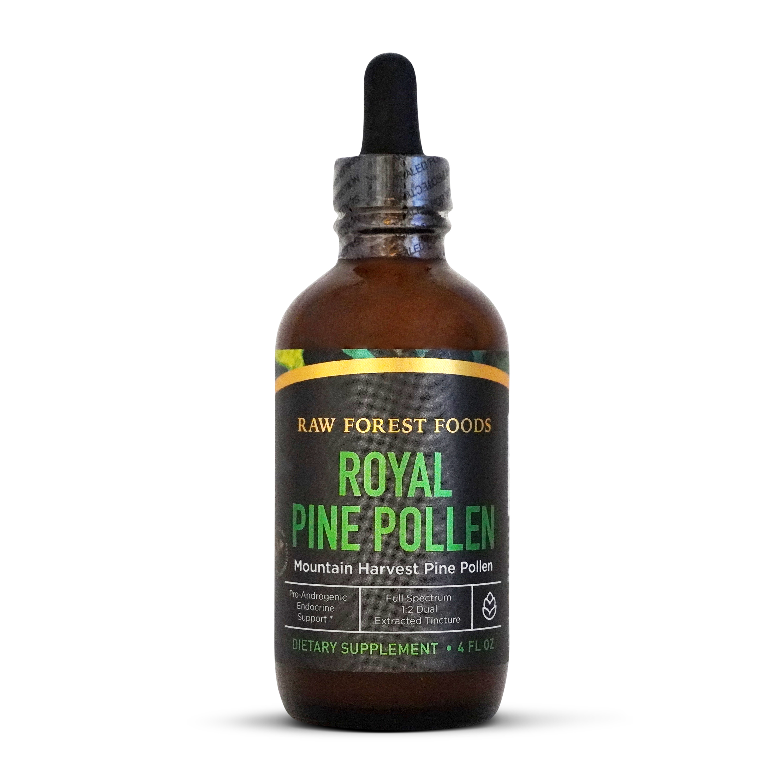 Royal Pine Pollen Tincture