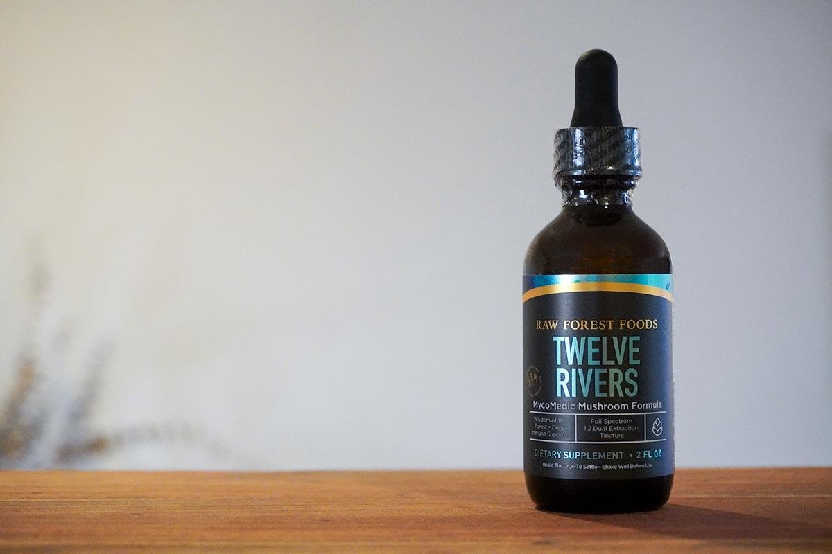 Twelve Rivers MycoMedic Tincture