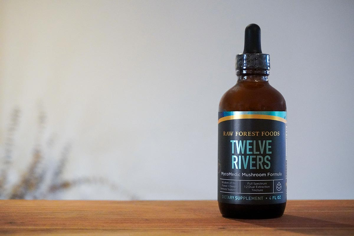 Twelve Rivers MycoMedic Tincture