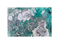 Patina and Decay, Turquoise I