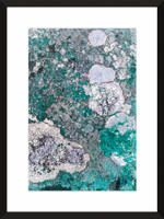 Patina and Decay, Turquoise II