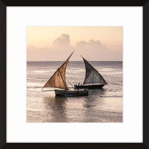 Two Ancient Dhows