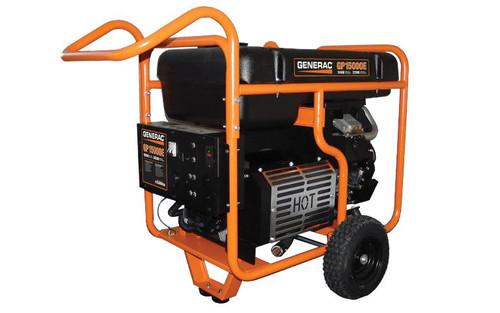 Generac Generac 5734, 15000 Running Watts/22500 Starting Watts, Gas Portable Generator