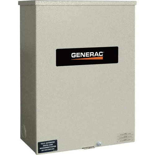 Generac Generac RXSW100A3 100-Amp 120-240V Automatic Transfer Switch SE Rated, NEMA 3R