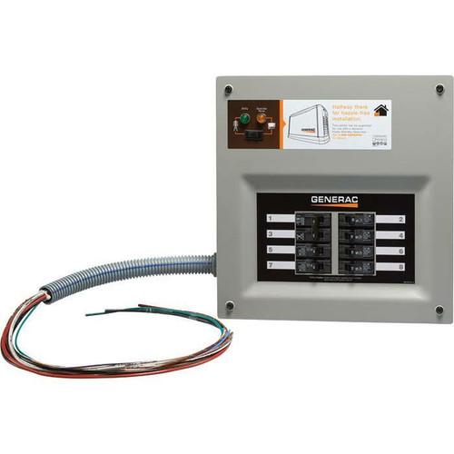 Generac Generac 6852 Home Link Upgradeable Transfer Switch Kit, 30 Amp