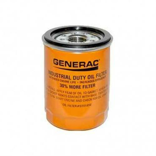 Generac Generac 070185E - Oil Filter 90mm High Capacity 30percent More Filter