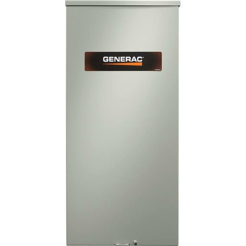 Generac 100 Amp Auto Transfer Switch Nema 3R with 16 Space Load Center