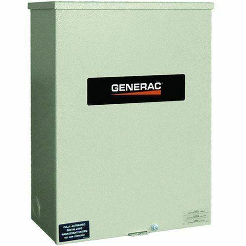 Generac 100 Amp Non-Service Rated Automatic Transfer Switch NEMA 3R