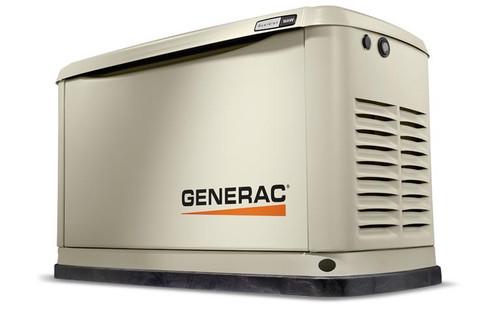 Generac Generac Guardian Model 7178 16 kW Air Cooled Standby Generator, Aluminum Enclosure, 200SE