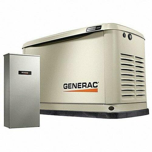Generac Generac 18 kW Air-Cooled Standby Generator, Alum Enclosure, 200 SE not CUL