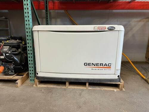 Generac Generac Guardian 17kW Standby Generator