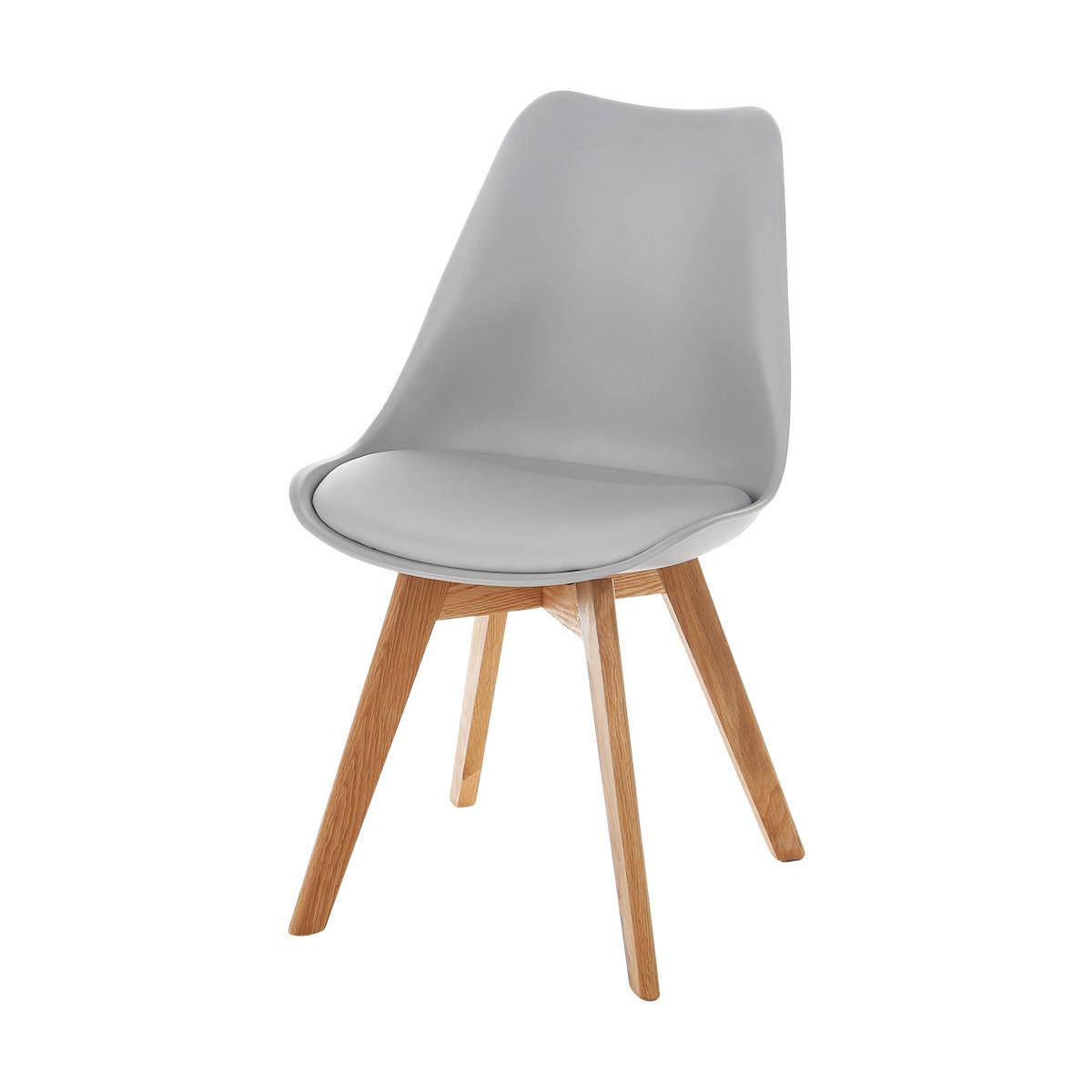 Charles jacob chair grey oak legs replica austin furniture warehouse