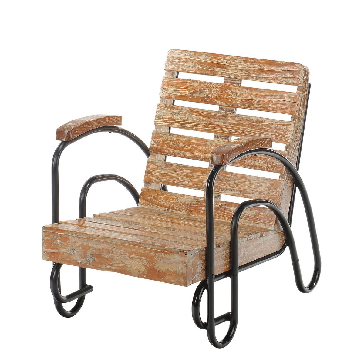 Kids Wood Slat Patio Lounge Chair Ja Ch Ws Kd Joseph Allen