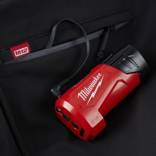 MILWAUKEE M12TC-0 M12 COMPACT CHARGER / POWER SOURCE SKIN