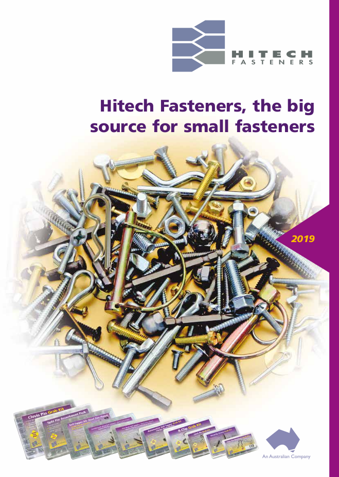 Hitech Fasteners Product Guide