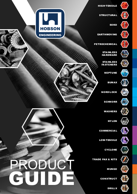 Hobson Engineering Product Guide