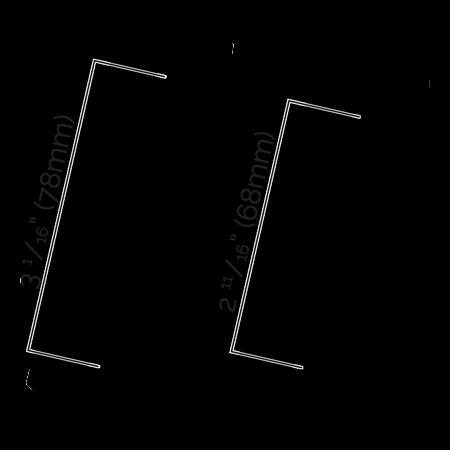 1911 Frame Size