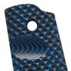 VZ Recon Blue Black G-10 1911 Grip Thumbnail