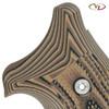 VZ Grips' Tactical Diamond G10 Grips for J-Frame Revolvers Thumbnail
