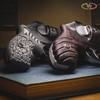 VZ Grips' VZ Stipple Black Gray G10 Grip and VZ Twister Black Cherry G10 Grip on Kimber K6's