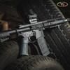 AR-15 Rifle Grip VZ Operator II™ in Black Gray G10 Hero Shot