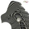 VZ Grips' VZ Wrap Around Twister G10 Grips for J-Frame Revolvers Thumbnail