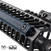 VZ Grips' Alien® Inter-Lok 3-Hole Rail Covers Thumbnail