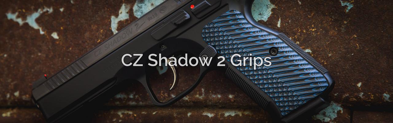CZ Shadow 2 Grips