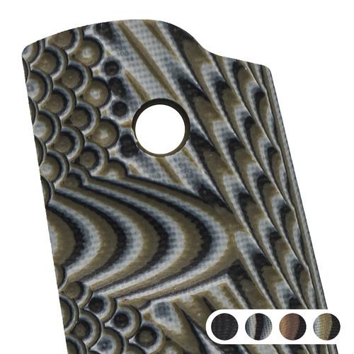 VZ Operator II™ Palm Swell G-10 1911 grips thumbnail.