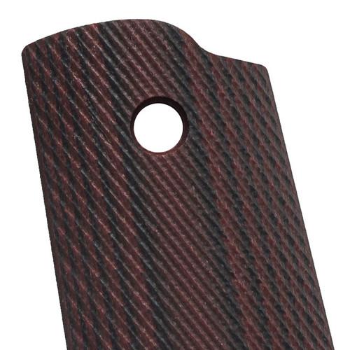 VZ Operator II™ Black Cherry G-10 Grip Thumbnail.